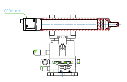 small-beam-set-3axis-stage